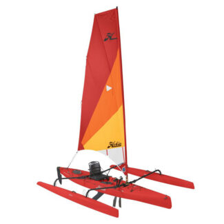 2018 Hobie Adventure Island Red Profile