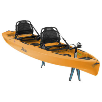 2019 Hobie Mirage Compass Duo Papaya Orange