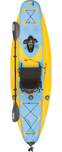 Hobie Mirage I11S inflatable pedal kayak for sale at sun valley sports